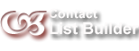 Contact List Builder | Online Marketing and Training Logo